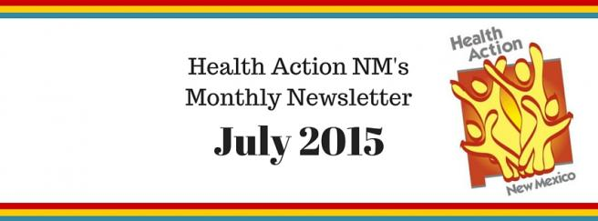 From Our Blogs | Health Action New Mexico